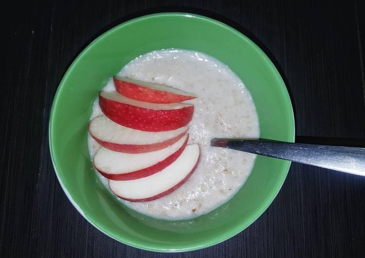 Porridge de coco