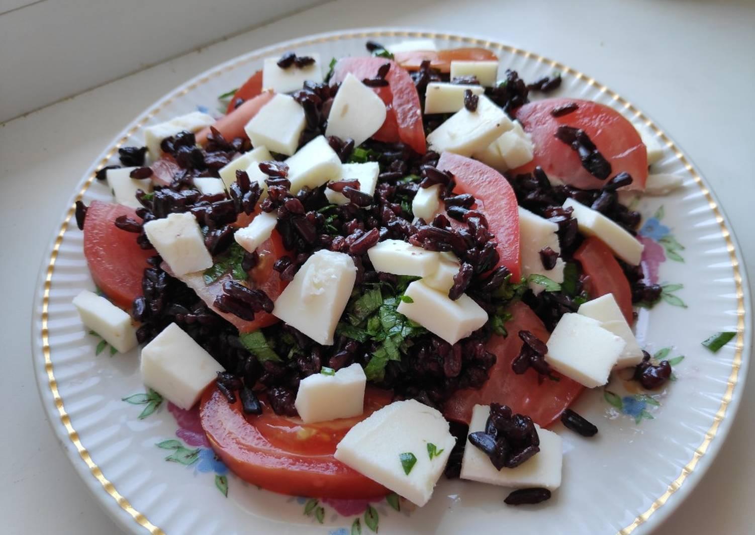 салат южный рецепт с фото черты