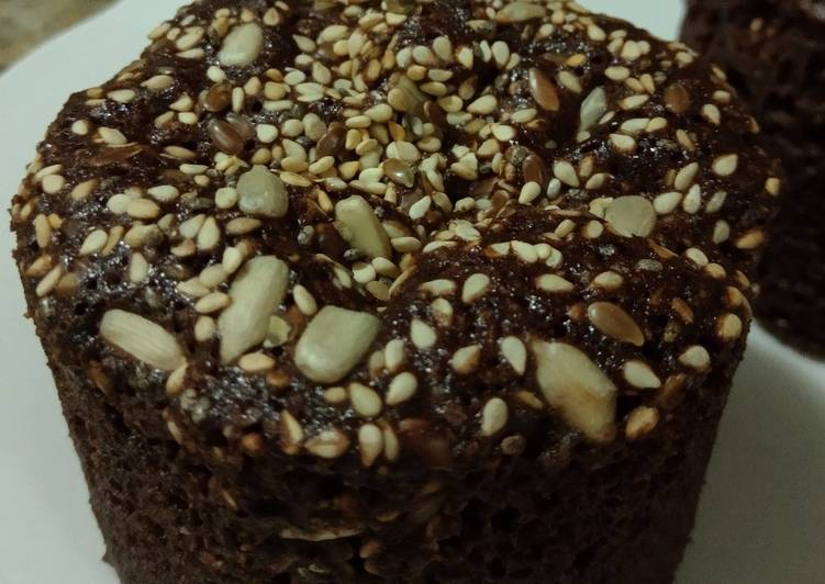 mug cake microondas avena