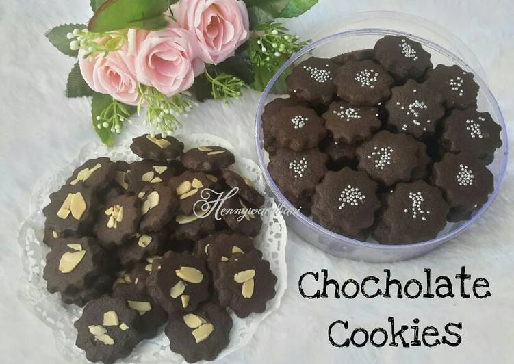 Kue kering Coklat / Chocolate Cookies