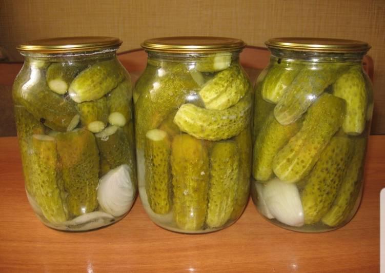 огурцы по болгарски на зиму рецепт с фото фиброзно-кистозного типа это