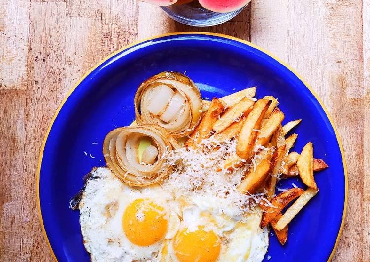 Cara Gampang Menyiapkan Kentang Telur Sarapan Di Hari Minggu Anti Gagal Kumpulan Resep Masakan Kentang Dan Tahu