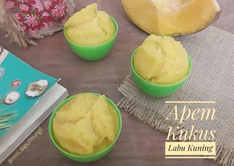 Apem Kukus Labu Kuning 🎃 - ganmen-kokoku.com