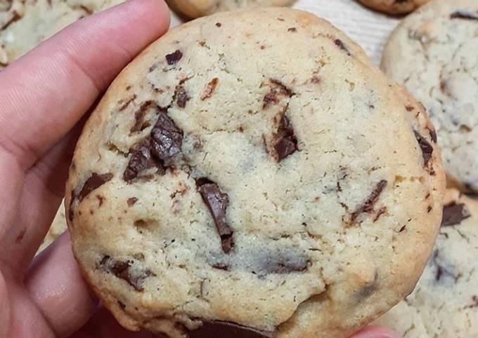 Cookies choco noisettes 🍪🍫