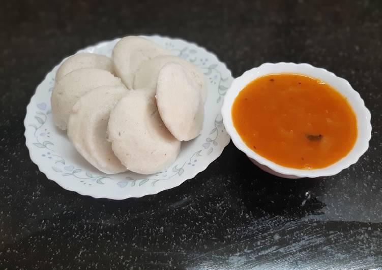 25 Minute Recipe of Quick Idali Sambar