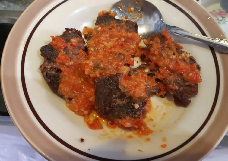 Resep Dendeng Daging Sapi Oleh Bundo Zea Cookpad