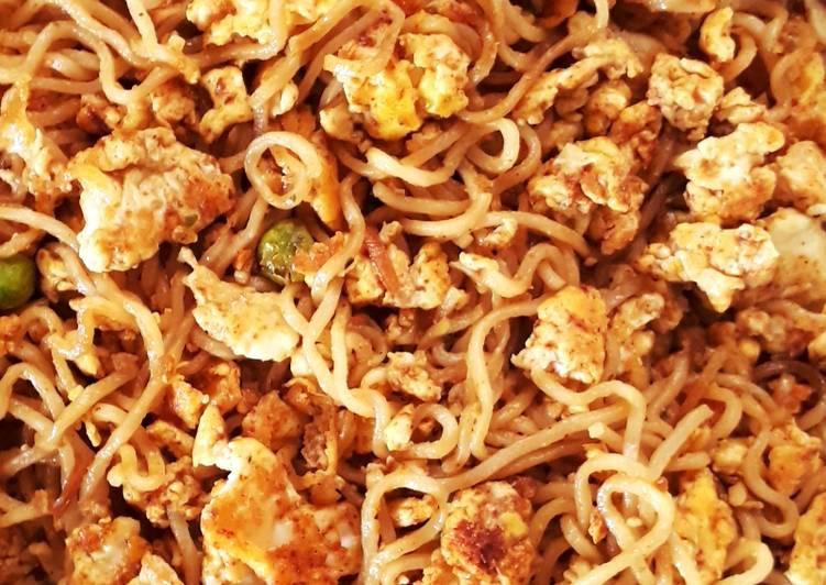 Egg Noodles for kids