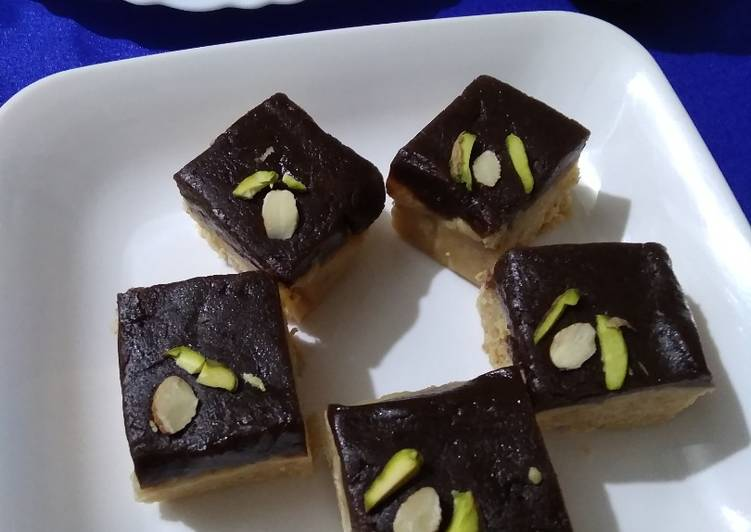 15 Minute Recipe of Love Two In One sweet