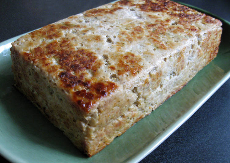 Meat Loaf With Loads Of Vegetables