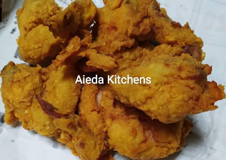 Ayam Goreng Kentucky Ala KFC