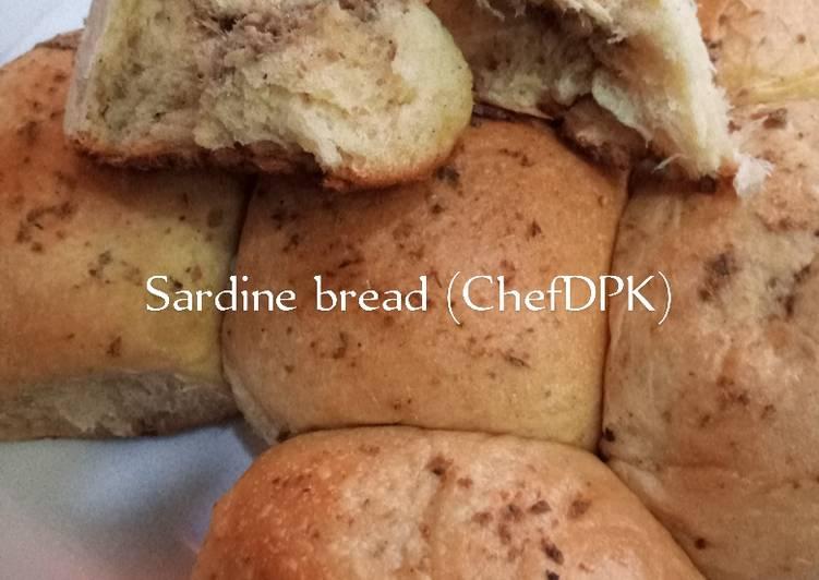 Recipe of Perfect Sardine bread