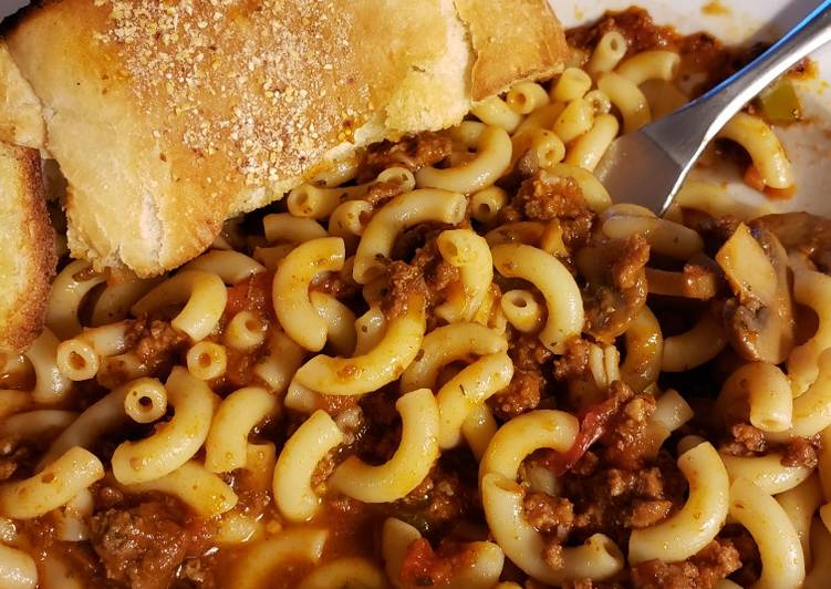 GOULASH - Another old Recipe