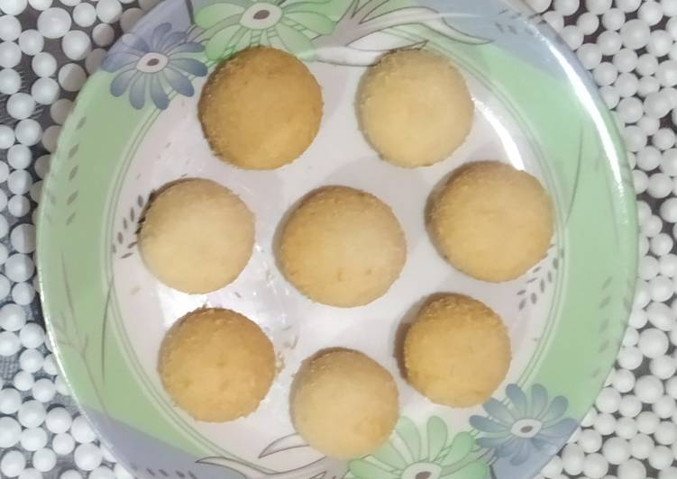 Simple Way to Prepare Perfect Coconut Cookies