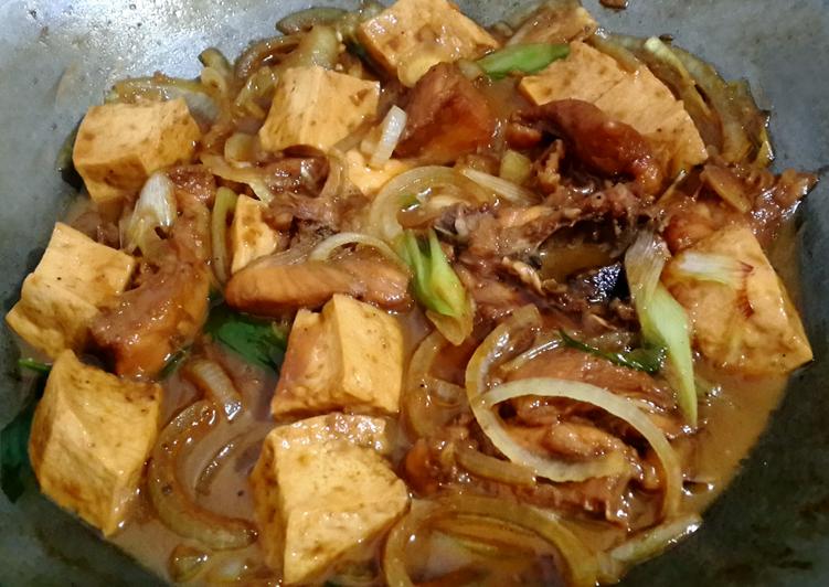 Resep Ayam Tahu Kecap Oleh Lalapo Cookpad
