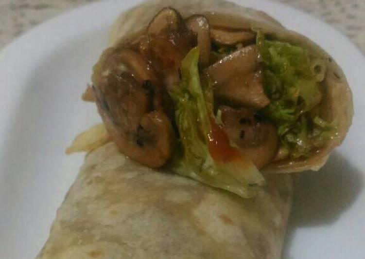 Resep Vegetarian Kebab Oleh Nonche Mima Cookpad