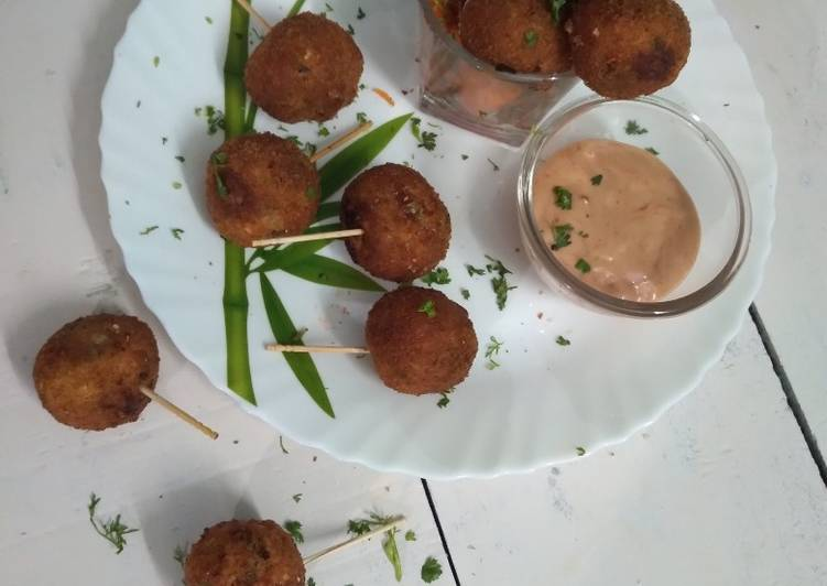 How to Prepare Appetizing Paneer poppers