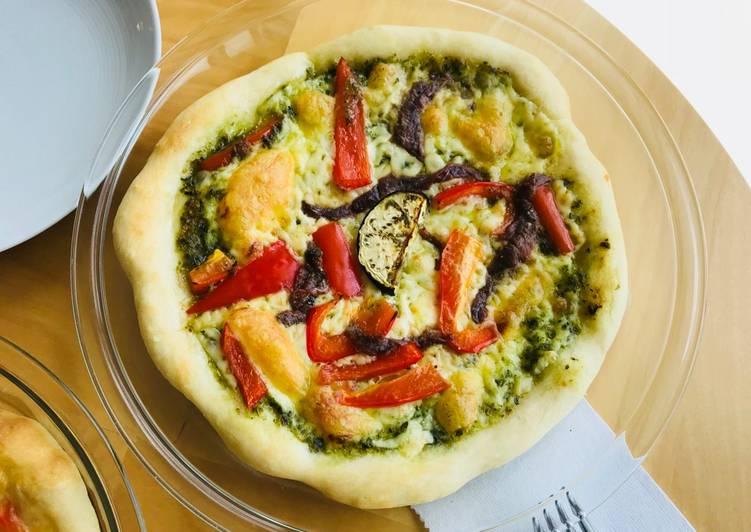 Recipe of Favorite Pizza Genovese