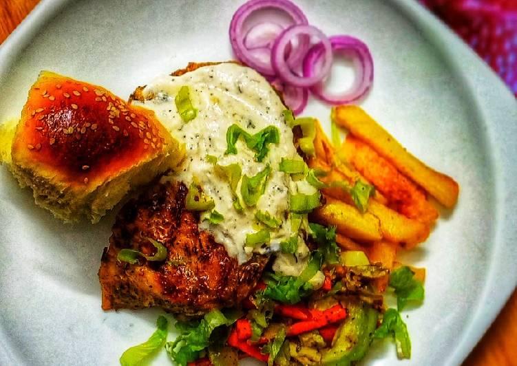 Recipe of Ultimate Tarragon Chicken