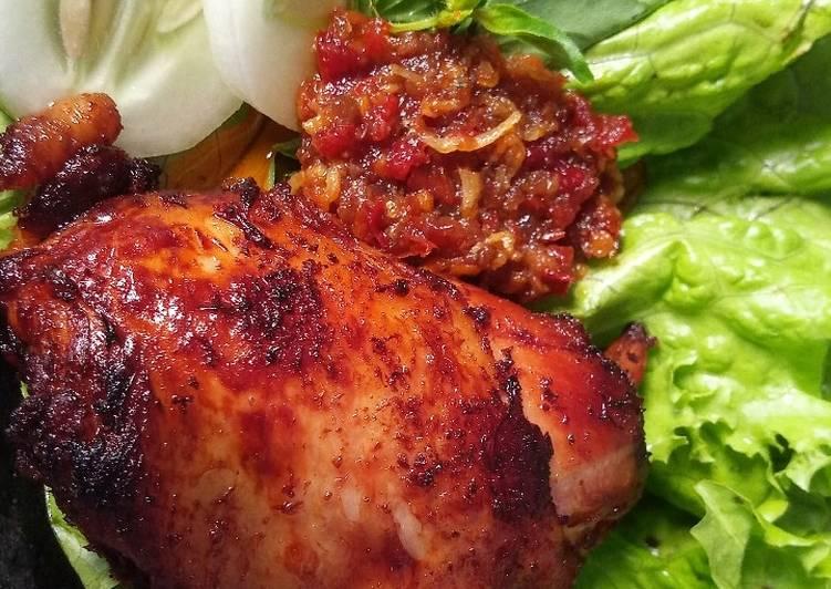 Resep Ayam bacem Sedap Yang Gampang Pasti Nagih
