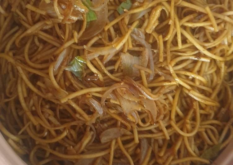 Veg chinese noodle