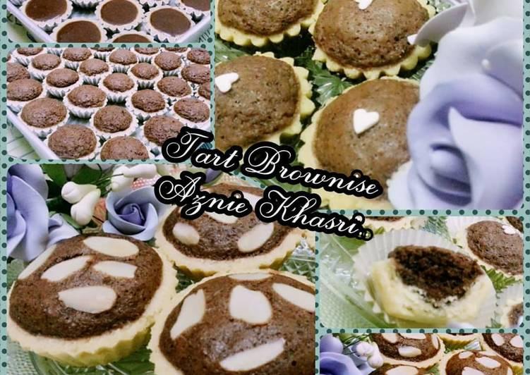 Tart Brownies