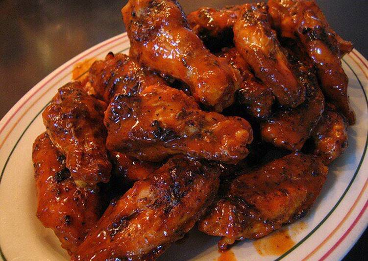 Recipe of Super Quick Homemade Hot 🌶 wings