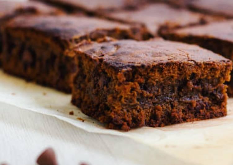 Brownies fondants au chocolat noir