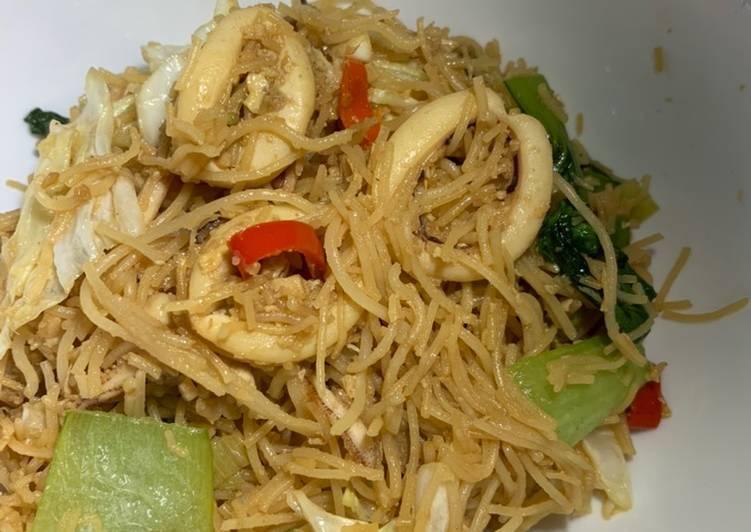 Bihun Goreng Seafood