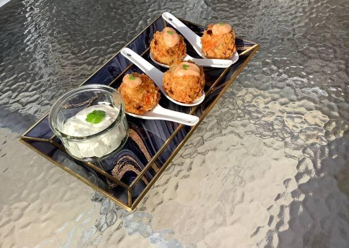 Potato And Cheese Balls 😋