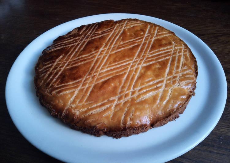 recette Galette bretonne le délicieux