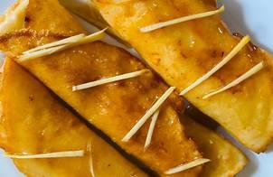Cách làm Bánh chuối mật ong đơn giản nhất