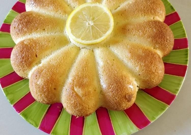 Recette Savoureux Gâteau au citron