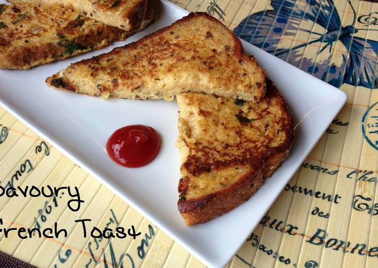 The Best Soft and Chewy Dinner Ideas Ultimate Savoury French Toast