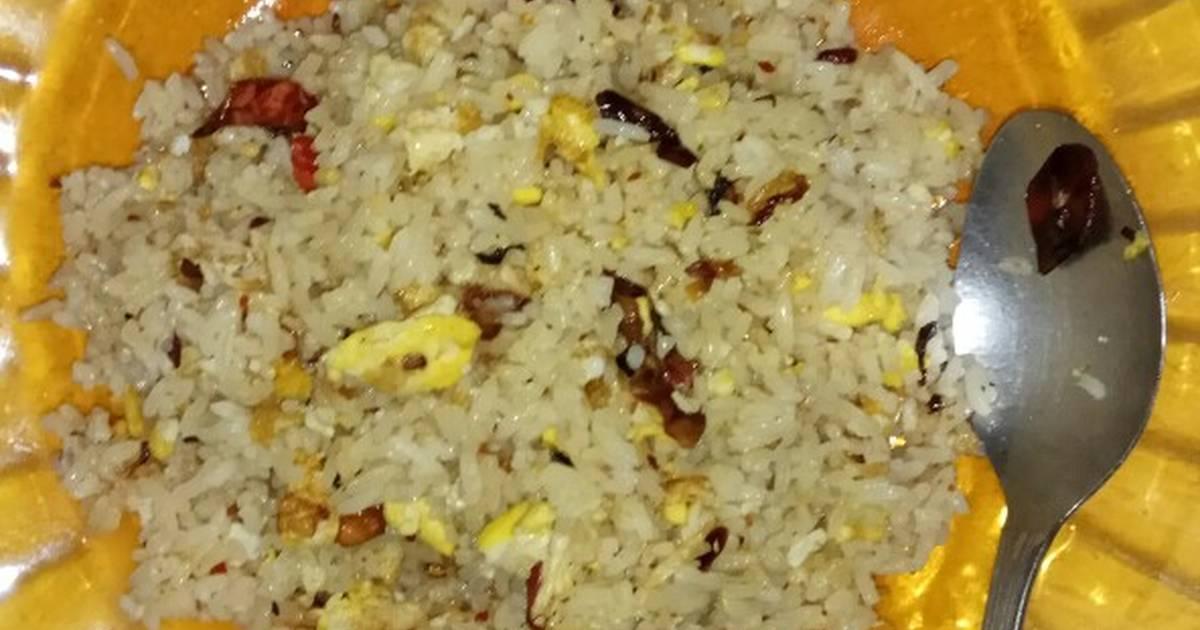 Resep Nasi Goreng Putih Pemula Oleh Annisa Cookpad