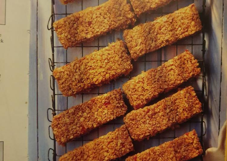 Easiest Way to Prepare Super Quick Homemade Coconut Flapjacks