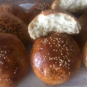 Pan dulce súper económico sin leche, sin mantequilla y sin huevo
