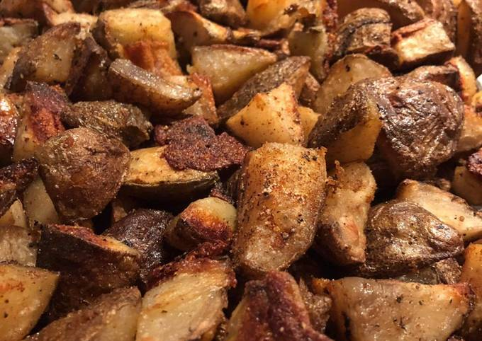 The best roasted potatoes