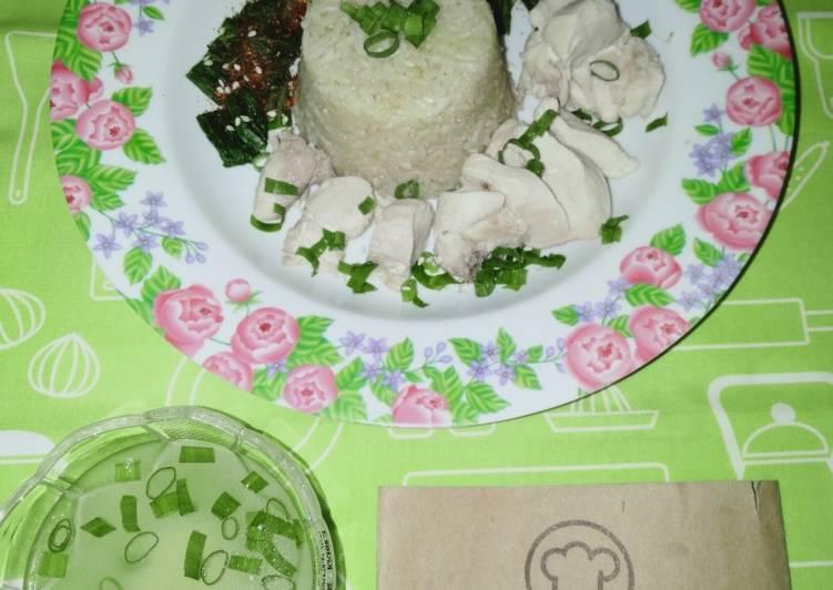 252. Nasi Ayam Hainan by Uliz Kirei