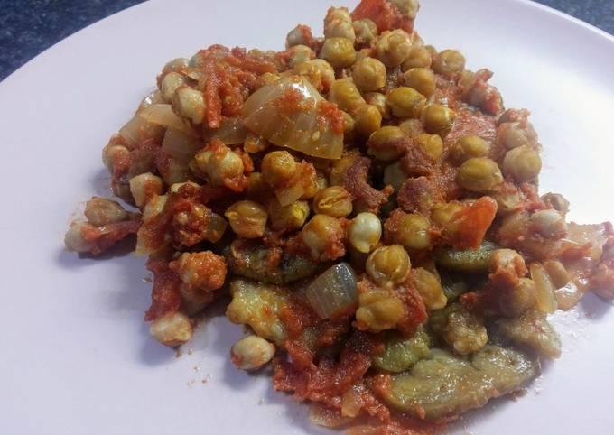 Moussaka libanaise (vegan)