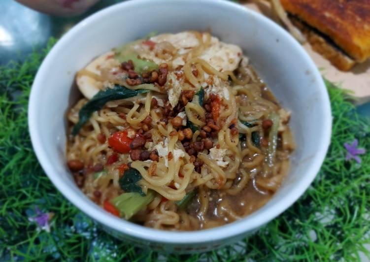 Resep Cara beda masak indomie Paling Mudah