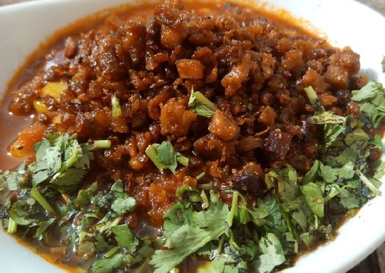 Chili Sin Carne - Vegetarian / Vegan Chili