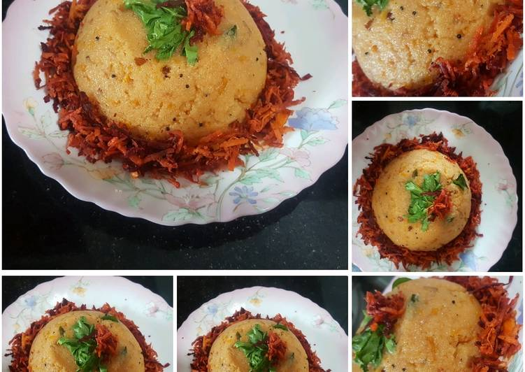 Step-by-Step Guide to Make Ultimate Beetroot Upma