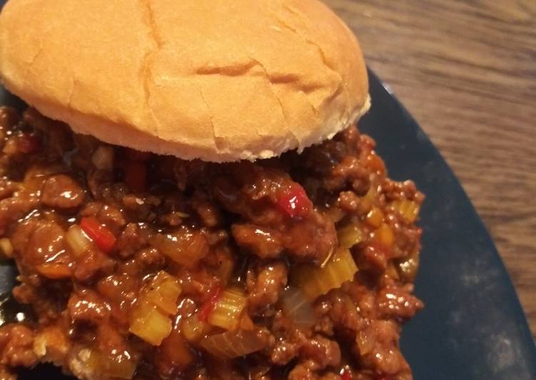 Hoisin Sloppy Joe