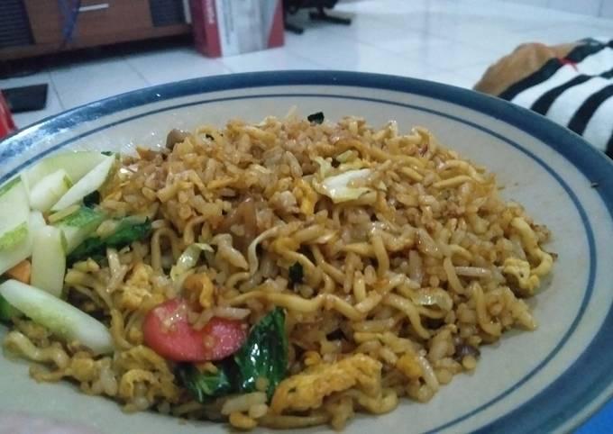 Nasi goreng magelangan Ramadhan