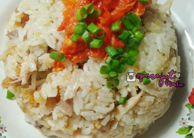 Bagaimana Menyiapkan Nasi Liwet Ayam KFC Anti Gagal
