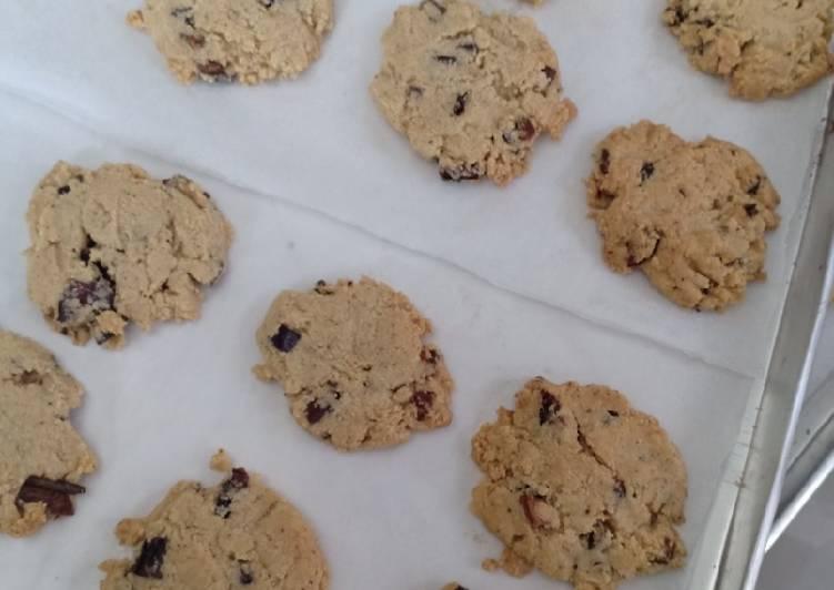 Cinnamon Dates Cookies