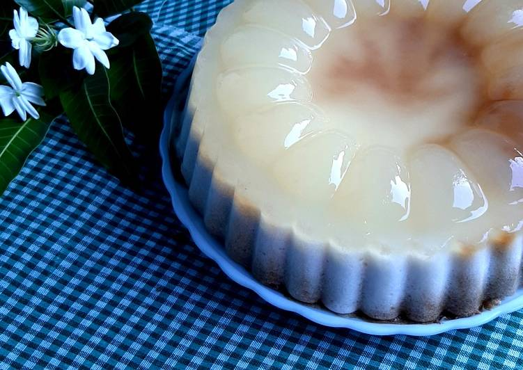 Puding Busa Marmer