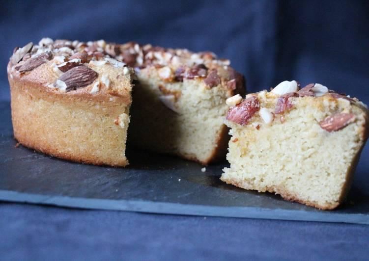 Frangipane cake