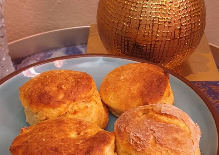 Step-by-Step Guide to Prepare Favorite Wheat Flour and Maas Scones