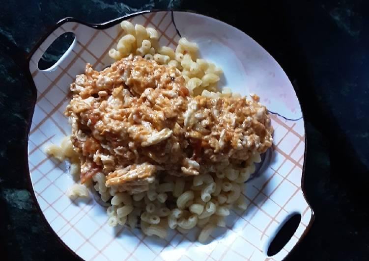 Step-by-Step Guide to Make Homemade Macaroni Scrambles